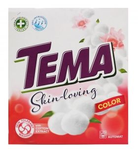 TEMA COTTON EXTRACT COLOR ПРАХ ЗА ПРАНЕ 300гр
