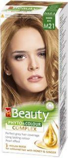 MM Beauty Боя за коса М21 Топла ръж