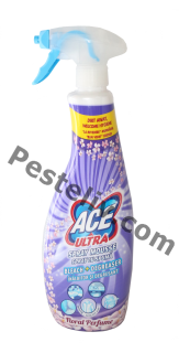 ACE Ultra Spray Mousse Bleach + Degreaser Floral Perfume 700mL