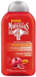 Le Petit Marseillais Шампоан за боядисана,увредена коса с нар и арганово олио 250мл