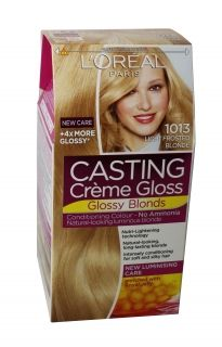 LOREAL CASTING CREME GLOSS 1013 LIGHT FROSTED BLONDE