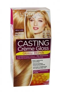 LOREAL CASTING CREME GLOSS 8031 BUTTERY BLONDE