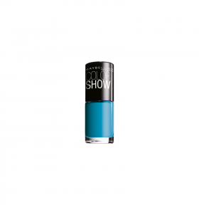 Maybelline Color Show Лак за нокти 654 SUPERPOWER BLUE