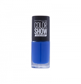 Maybelline Color Show Лак за нокти 335 BROADWAY BLUES