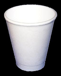 Термо чаши - стиропор 330мл (20бр.)