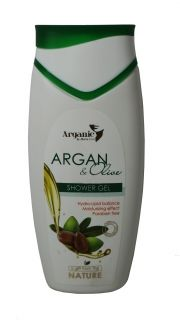 ARGAN & OLIVE ДУШ ГЕЛ 250мл
