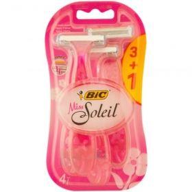 BIC Miss Soleil 4бр Дамски самобръсначки 3+1 ножчете