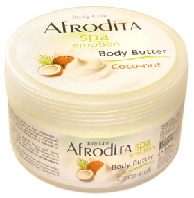 МАСЛО ЗА ТЯЛО АФРОДИТА SPA BODY COCONUT 350мл