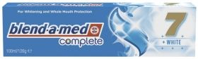 Blend-a-med Complete 7 White ПАСТА ЗА ЗЪБИ 100ml