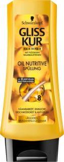 Schwarzkopf Gliss Kur Oil Nutritive Conditioner  Balsam 200 ml