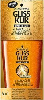 Schwarzkopf Gliss Hair Repair 6 Miracles Oil Essence 75 ml.