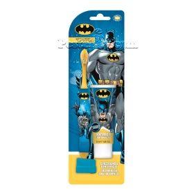 Batman  set Spazzolino четка за зъби + паста за зъби 25 мl.