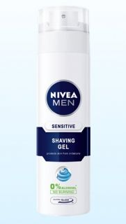 NIVEA SENSITIVE ГЕЛ ЗА БРЪСНЕНЕ 200ml + After Shave Balm 100 ml
