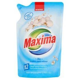 Maxima Hygienic Fabric Softener Bio ОМЕКОТИТЕЛ  1L