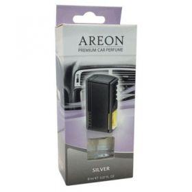 Areon Premium Car Perfume Silver Ароматизатор за кола 8мл.+машинка