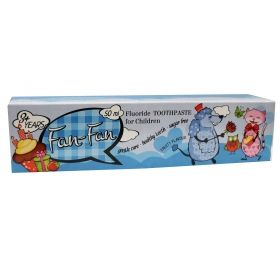"""Fan - Fan"" детска паста за зъби 50мл"