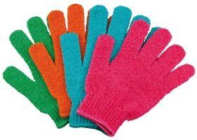 TITANIA Пилинг ръкавица за баня (ЗЕЛЕНА)