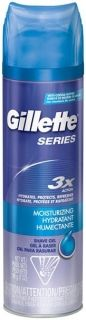 Gillette Fusion® Hydra Gel Cooling гел за бръснене ОХЛАЖДАЩ 200мл