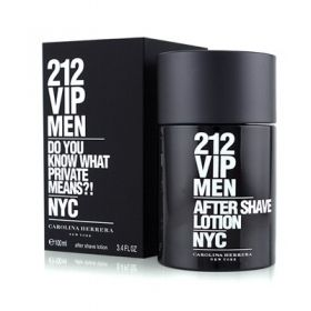 Carolina Herrera 212 VIP Men Афтършейв 100мл.