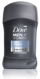 Dove Men+Care Cool Fresh Стик против изпотяване за мъже 50мл.
