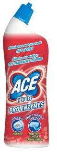 ACE GEL Про Ензими Елиминира и предотвратява лоши 700мл.