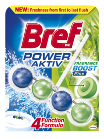 BREF POWER ACTIVE PINE FRESHNESS 50gr БОР