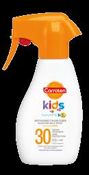 Carroten Kids, Слънцезащитно мляко-спрей за деца SPF30, 200 мл.