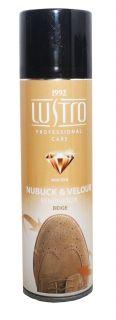 LUstro Nabuck & Velour Penovator Beige  200 ml