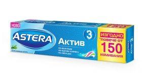 Паста за зъби  Astera Актив 3 100 мл