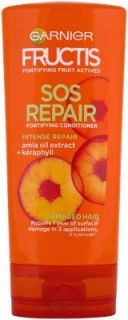 Garnier Fructis Sos Repair Conditioner Възстановяващ Балсам за суха и увредена коса 200мл