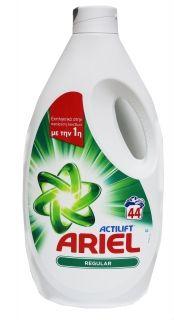 Ariel Actilift REGULAR 44 Пранета 2.860 л .Универсален гел за пране