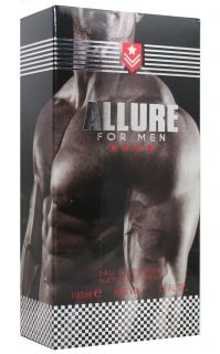 ALLURE FOR MEN edp 100 ml