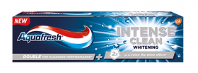 Aquafresh INTENSE CLEAN WHITENING 75ml.