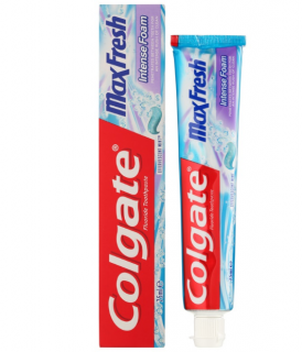 COLGATE MAX FRESH Intense Foam ПАСТА ЗА ЗЪБИ КОЛГЕЙТ 75мл