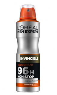 Loreal invincible men 96 h non stop
