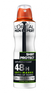 Loreal invincible men expert shirt protect
