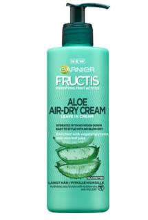 Fructis  Aloe Air Dry Cream Крем За Коса Без Отмиване