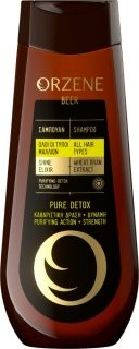 Orzene Beer Detox Шампоан за всеки тип коса 400мл
