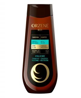 Orzene Hyalucare Шампоан за склонна към накъсване/тънка коса 400мл