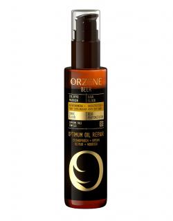 Orzene Beer Optimum Oil Repair Възстановяващ и подхранващ елексир за коса 100мл