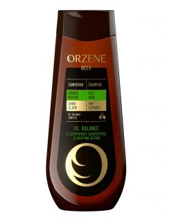 Orzene Beer Oil Balance Шампоан за мазна коса 400мл