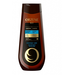 Orzene Beer Everyday Care Шампоан за Нормална коса 400мл