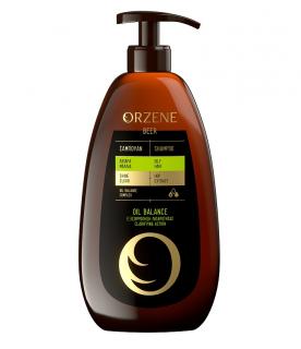 Orzene Beer Oil Balance Шампоан за Мазна коса 750мл