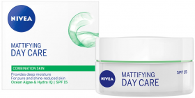 Nivea Day Care  Aqua Effect Mattifying - SPF 15