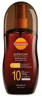 Carroten SuperDry Suncare Oil SPH 10 125 ml Олио 125 мл