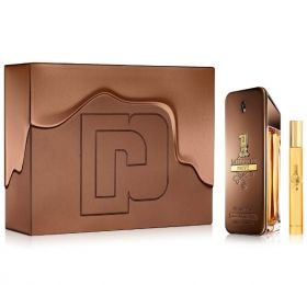 Paco Rabanne One Million Prive EDP 100 ml + EDP 10 ml Gift Set Комплект