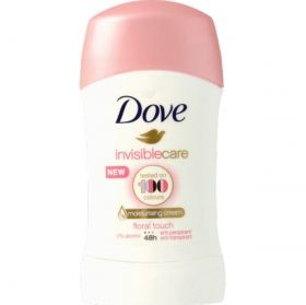 Dove Invisible Care Floral Touch Дамски стик 48h 40мл