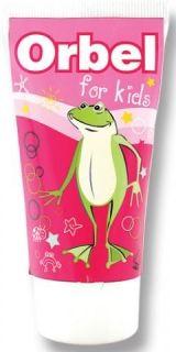 Orbel детска паста за зъби, жабка 65 мл