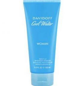 Davidoff Cool Water Woman Shower Gel Душ-гел 150 мл