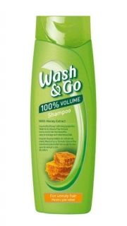 Wash & Go With Honey Шампоан с мед 200мл